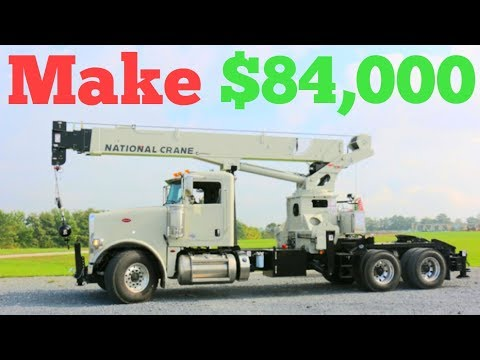 Crane Operator Endorsement For Truck Drivers Could Double Your Income