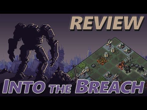 Into The Breach Review - Steam Game Review For Subset Games Pixel Art Game