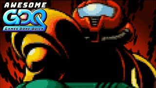 Metroid: Zero Mission by JRP2234 in 40:37 - AGDQ2020