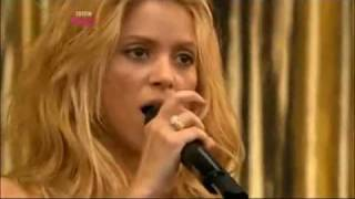 Shakira - She Wolf  (LIVE Glastonbury 2010)