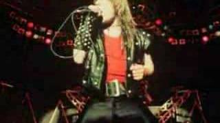 Total Eclipse Iron Maiden 1982 Live