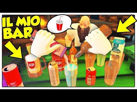 HO APERTO IL MIO BAR ILLEGALE! - Job Simulator TapHouse (HTC Vive)