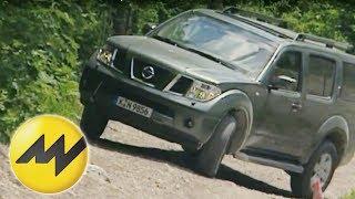 Nissan Pathfinder 2.5 dCi: Der robuste Offroad-Japaner im Motorvision-Test