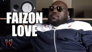 Faizon Love: Robin Harris Clowned My Red Boots So Bad I Threw Them Away (Part 2)