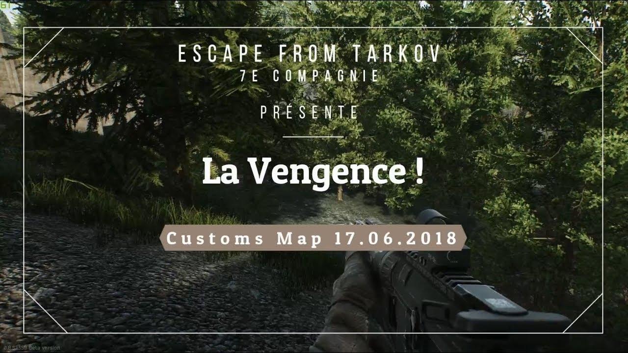 7eC EFT Funky Xavolk PopovQc Tarkov Customs 17 06 2018