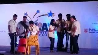Recycled Beatz - RYLA 2012; Kolhapur (Use of Headphones recommended to get the actual drums bass)