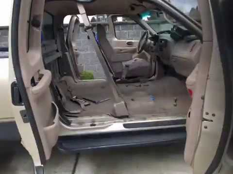 Ford F 150 New Carpet And Two Front Seat New Upholstery Youtube