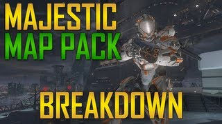 Halo 4 - News - Majestic Map Pack Trailer! (Halo 4 DLC)