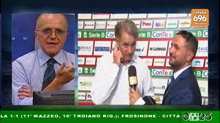 Cremonese - Avellino 3-1: il commento di Tesser