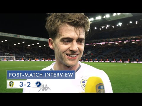 Post-match interview | Patrick Bamford | Leeds United 3-2 Millwall