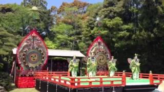 神宮・春の神楽祭
