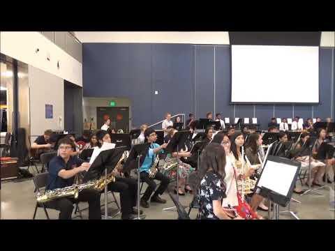 Pine Lake Middle School Jazz Band *Last Concert* 2019