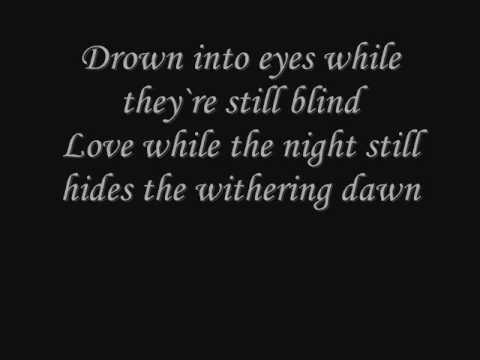 Nightwish - While your lips are still red (lyrics)