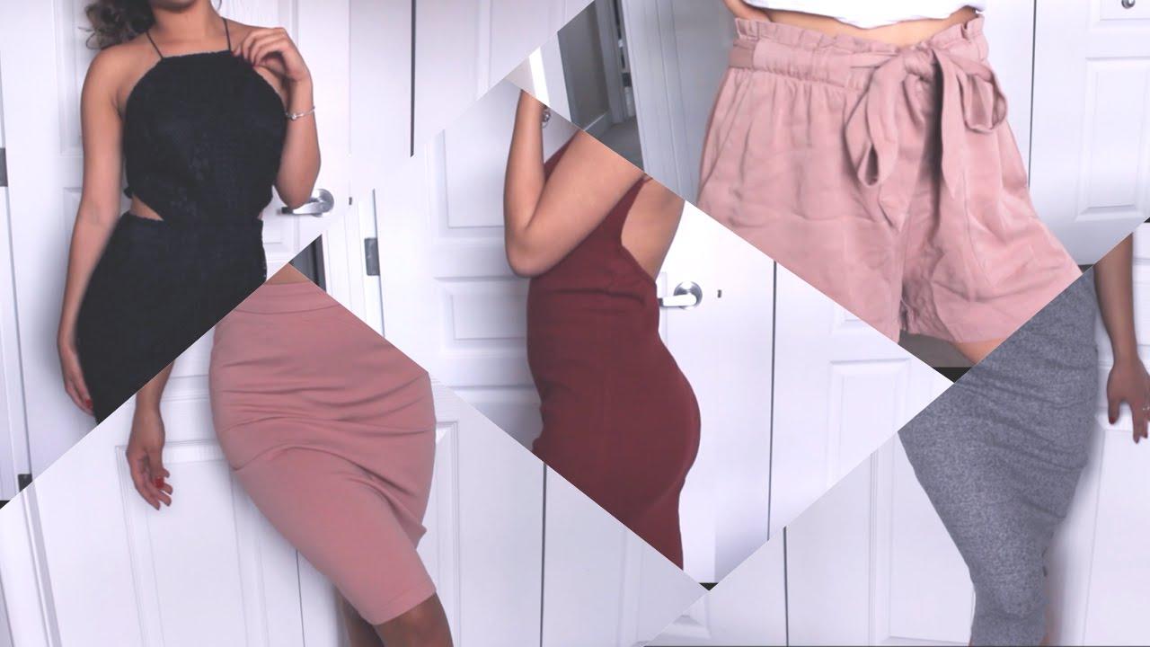 4fbbca2ce5 TRY-ON SUMMER CLOTHING HAUL! | Maria Bethany - YouTube