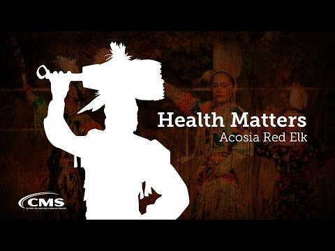 Health Matters To Jingle Dancer Acosia Red Elk: Coverage For American Indians & Alaska Natives
