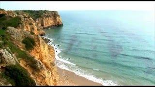 Portugal. Португальское побережье Атлантического океана