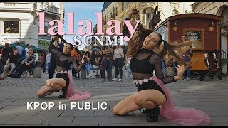 [KPOP IN PUBLIC|ROMANIA] SUNMI (선미) - 날라리 (LALALAY) Dance Cover By SSenBreakers  [ONE SHOT VERSION]