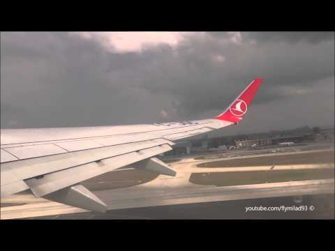 Turkish Airlines | B737-800 from Istanbul to Bodrum Full Flight Report