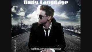 Body Language (Instrumental w/ backup vocals)-Jesse McCartney