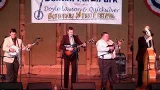 Lonesome Will Mullins and the Virginia Playboys - Sunny Side of the Mountain
