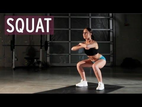 Exercise Tutorial - Squat