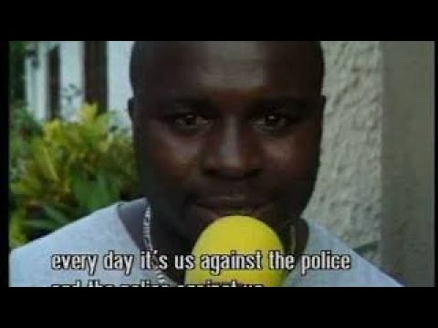 Hali Halisi a documentary from 1999 on hip hop in Tanzania