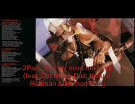 2Pac - Got my mind made up (1996)
