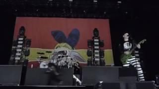 Blink-182 - Happy Holidays You Bastard @ Ahoy, Rotterdam, Netherlands - 26/06/2017
