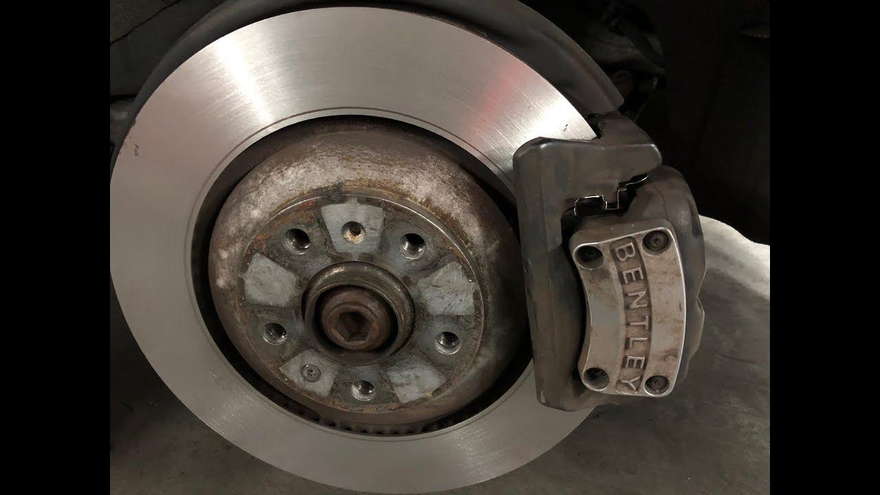 Bentley brake pads