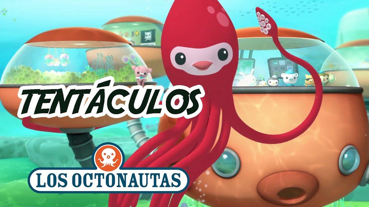Los Octonautas Oficial en Español - Tentáculos Pegajosos   Aventuras con Muchas Patas