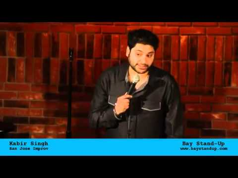 Kabir Singh San Jose - Uproar Comedy