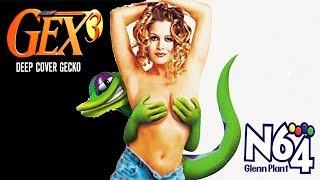 Gex 3 : Deep Cover Gecko - Nintendo 64 Review - Ultra HDMI - HD