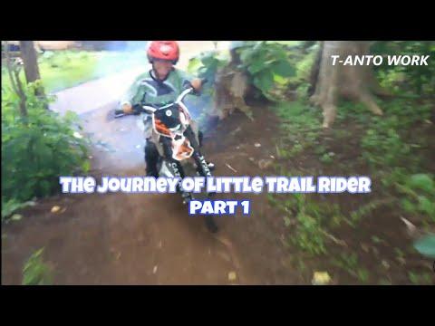 Travel Gazgas Kids Trail Rider #1