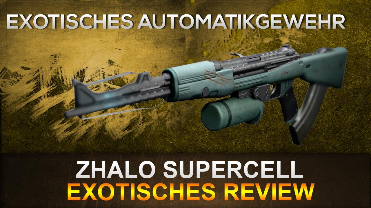 zhalo supercell how to get