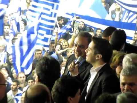 PRESIDENT NICOS ANASTASIADES ELECTION 2