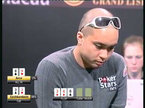 APPT Macau 2009 High Roller Final Table Part2