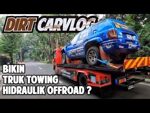 KELUAR PABRIK, LANGSUNG JEMPUT IRONWOLF. | DIRT CARVLOG #38