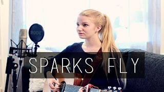 Taylor Swift - Sparks Fly (cover by Cillan Andersson) TAYLOR WEEK!