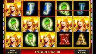 Garden of Riches Slot - Freispiele mit 2 Euro Einsatz - 206-facher Gewinn