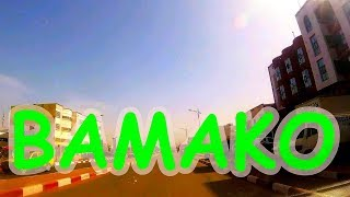 Driving in Bamako