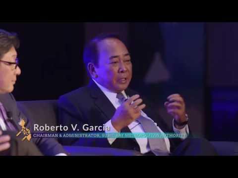 SBMA Chairman Garcia on land, human capital & access to ASEAN Market @ PBIF2016