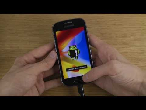 Samsung Galaxy Trend GT-S7560 - First Look