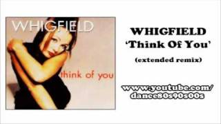 WHIGFIELD - Think Of You (extended remix)