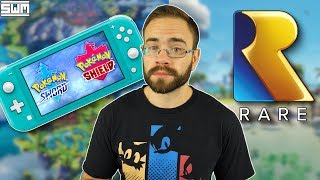 Pokemon Switch Reviews Divide The Internet And Rare Making A New Game? | News Wave
