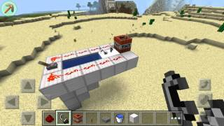 видео: Как сделать крутую пушку в майнкрафте 0.13.1