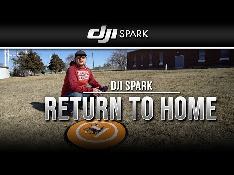 DJI Spark / Return to Home (Tutorial)