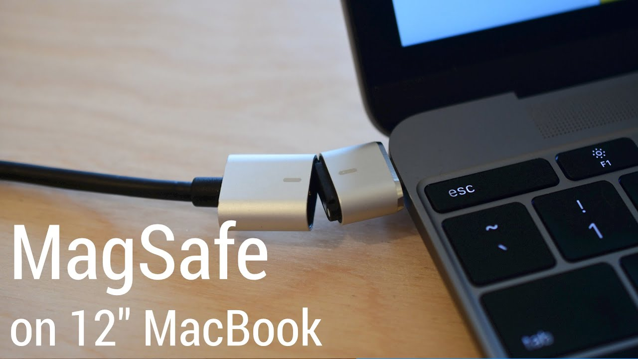 griffin breaksafe  Bring MagSafe to Your Retina MacBook with Griffin's BreakSafe USB C ...