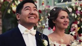 Гани и Анастасия. Свадебная церемония на острове Hon Tam в Нячанге. Вьетнам 2018