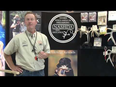 North American Shed Hunting Dog Association (NASHDA)- Learn About Shed Dog Trials