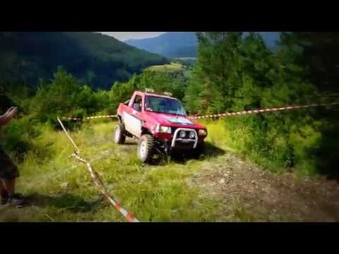 crash !!! Čavoj 2014 off road Mitsubishi pajero KOTRMELEC 3x (búdka) CRASH !